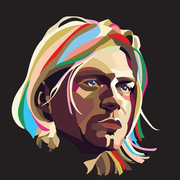 Kurt Cobain, knjiga